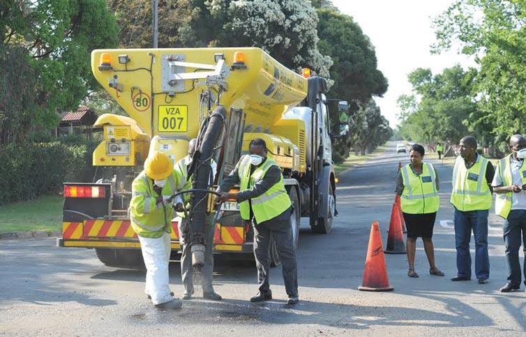 Road Patching Programme