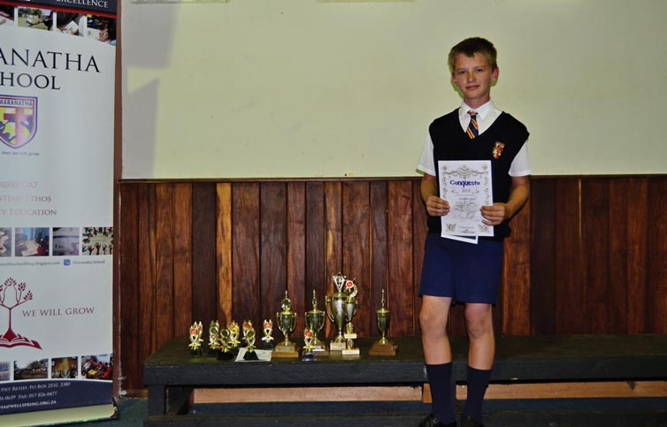 Maranatha School Awards Evening
