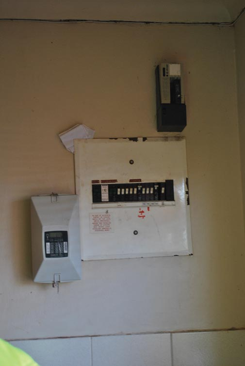 Mkhondo Smart Meter Implementation