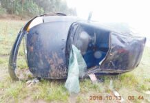 Car Accident in Piet Retief Mkhondo