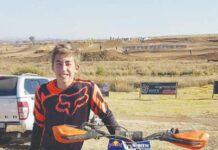 Devan Smith blink uit by MXSA se derde ronde