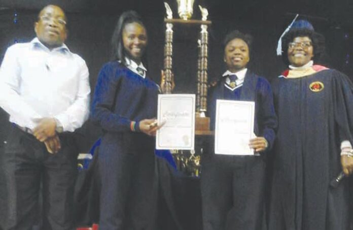 Prestigious P.R. Combined School prize-giving