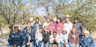 Maranatha's Grade 6 Leadership Camp