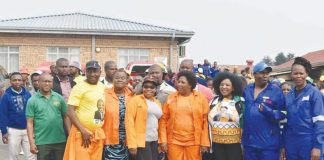 Mandela and Albertina Sisulu Centenary