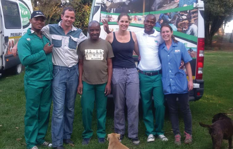 Sterilisation Campaign at Rustplaas Dog Shelter