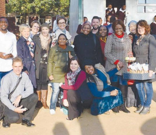 First outreach for Victorious Women in Christ