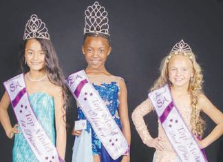 Karla Botha verower tweede prinses