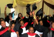 Isibindi's Child and Youth Care Workers Graduate!