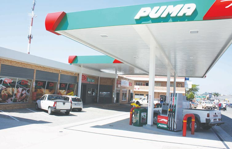 Puma Energy And Ok Express Now Open Excelsior News Piet