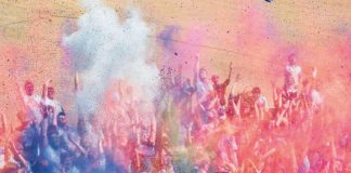 Colour Bash