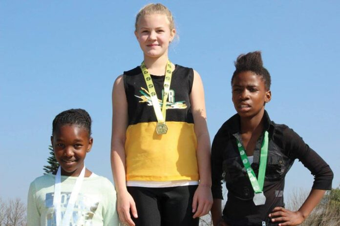 Piet Retief Primary School Cross Country