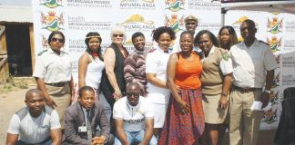 Mkhondo Town Clinic Open Day