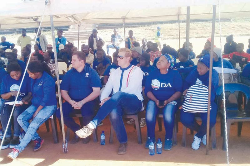 DA of Mkhondo celebrated Youth Day