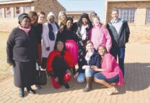 VWiC outreach to Siphokuhle High School