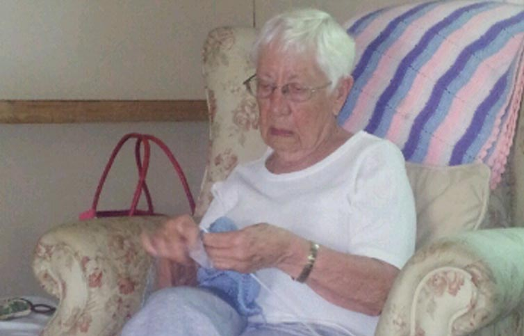 Huise Immergroen - Tannie Shorty Brits 03/06/1923 tot 20/04/2016