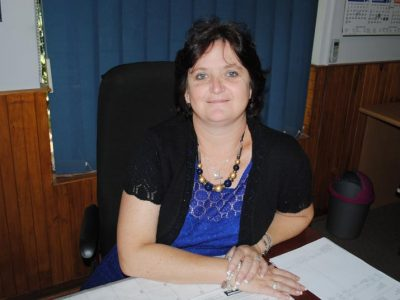 Monica van Lingen - Office _ Stationery Manager