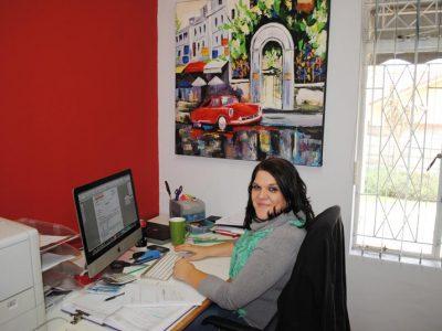 Susan Viljoen - Advertising Manager