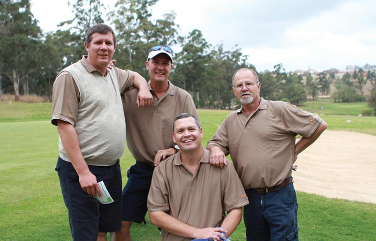 Suppliers Golf Day