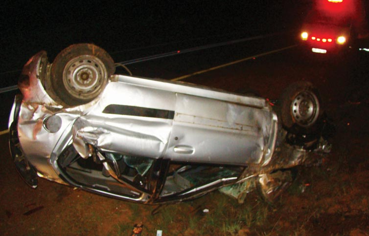 Mkhondo Accidents