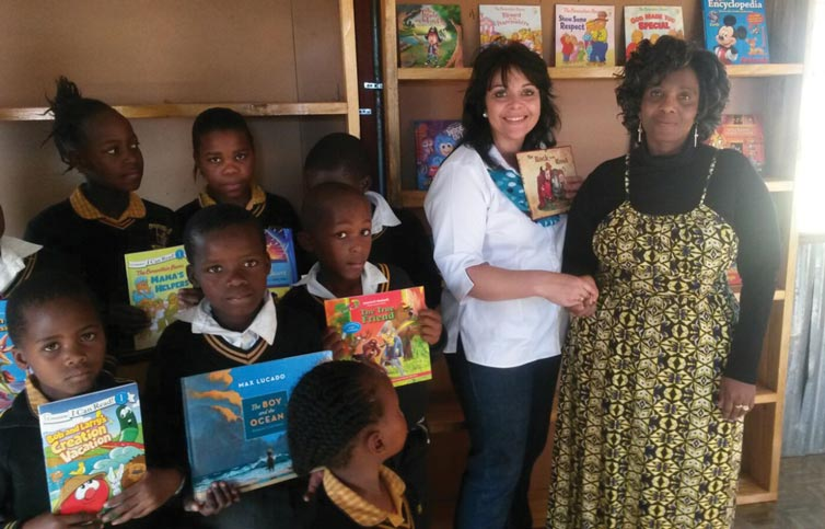 FNB Takes Hands with Sibahle School