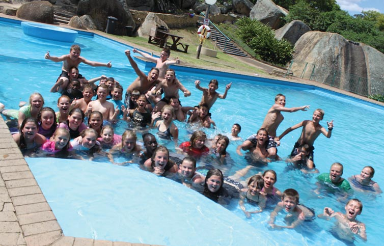 Fun and Sun at Natal Spa