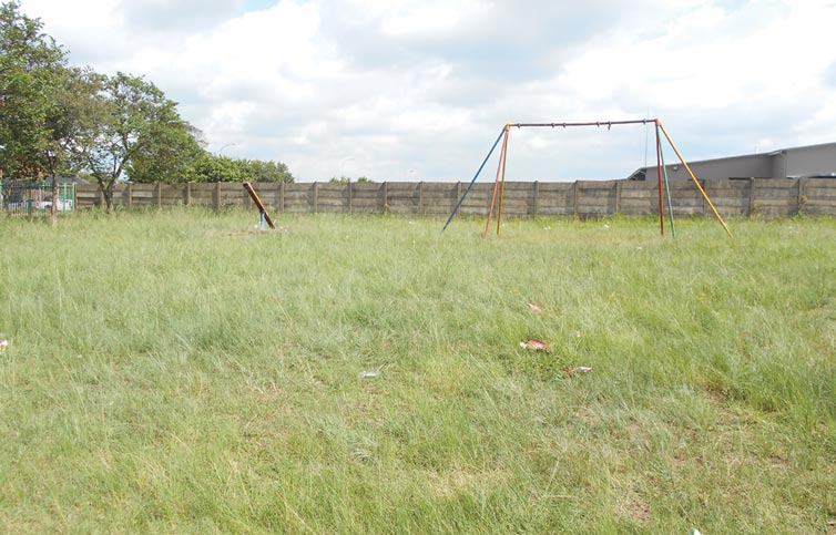 Kempville Sports Ground In A Huge Mess