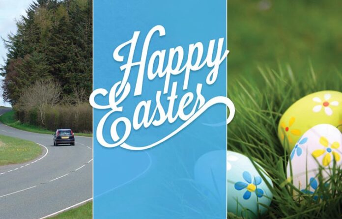 Keep Safe These Easter Holidays