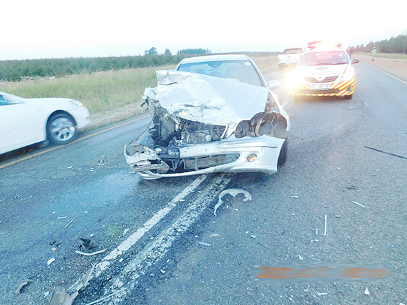 Three dead and 16 injured during Easter weekend. This accident was allegedly caused by a driver who suddenly came to a standstil on the Ermelo road