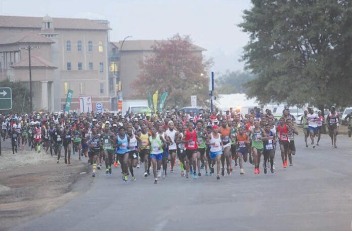 "Gert Sibande District Municipality Marathon ""The gathering of runners"" grows in structure"