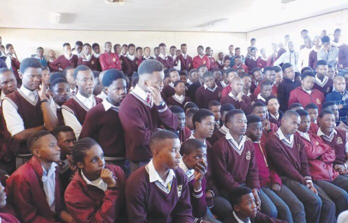 Ndlela High School