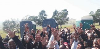 Kangra Coal improves sanitary situation for local learners