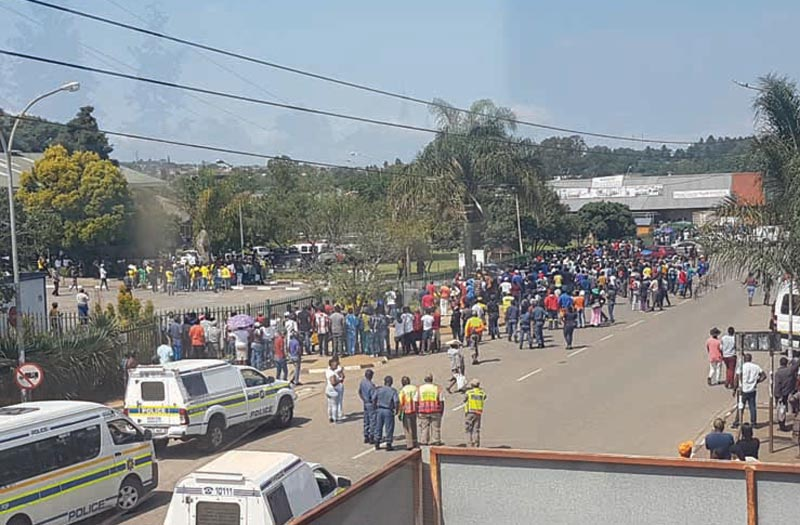 Protest march on 3 April | Mpumalanga News - Excelsior