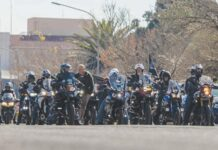 911 Riders - Bikers Ride Against Farm Murders