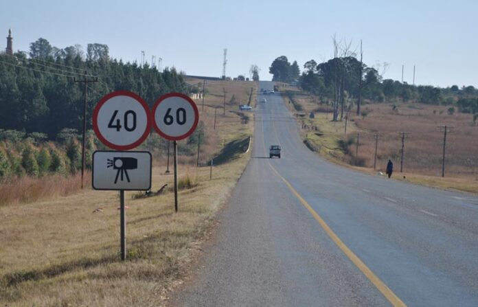 Road Signs and Speed Humps