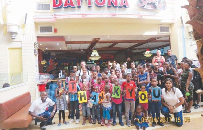 Personnel and children from Uzwelo Child and Youth Care Centre had the privilege to go on a spectacular holiday to Durban during the past school holidays.
