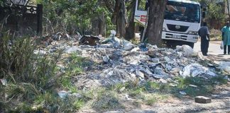 Mkhondo, has turned into a filth-ridden town
