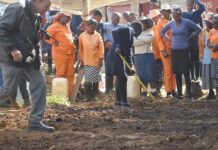 Mkhondo Local Municipality – 67 minutes for Mandela-day