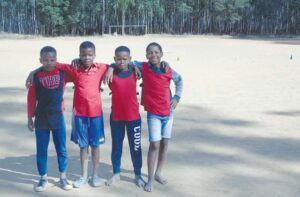 4v4 Tournament at kwaMatshamhlophe