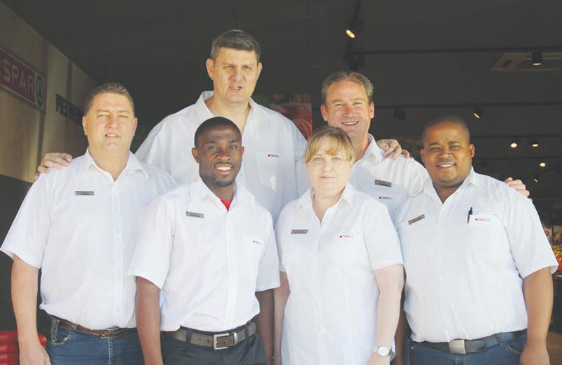 Piet Retief Superspar turning over a new leaf