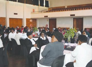 Widows luncheon to end Women's Month