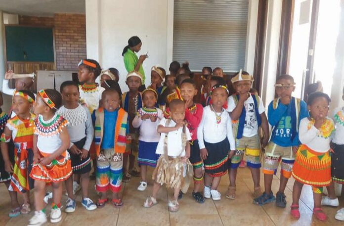 Pre-schools celebrate their heritage