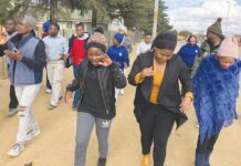 Three churches commemorate Youth Month