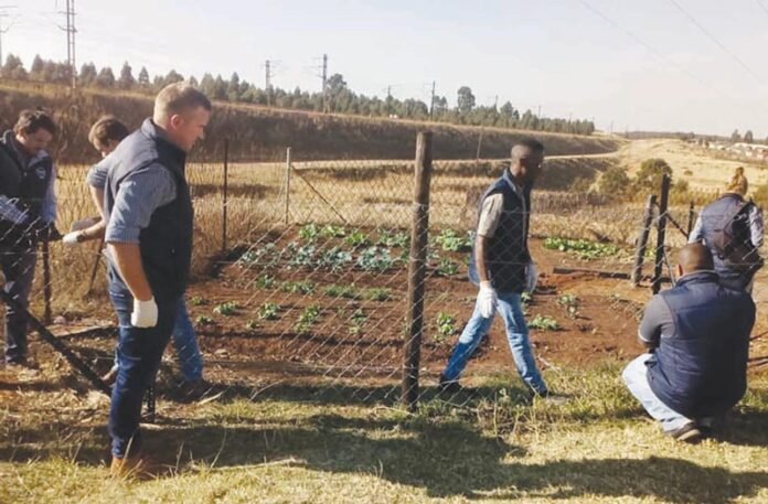 TWK team up with TTN for Mandela-day 2019