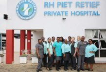 RH Piet Retief Private Hospital