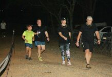 Healthy Habits TWK Night Run