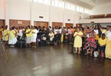 Mkhondo teachers worship