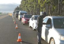 Successful Arrests in Pit Retief road blocks