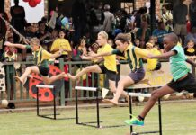 PRPS Interhouse athletics