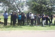 Piet Retief Hospital workers strike
