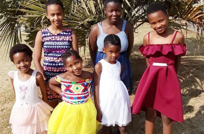 Mkhondo House girls celebrated Women's Day